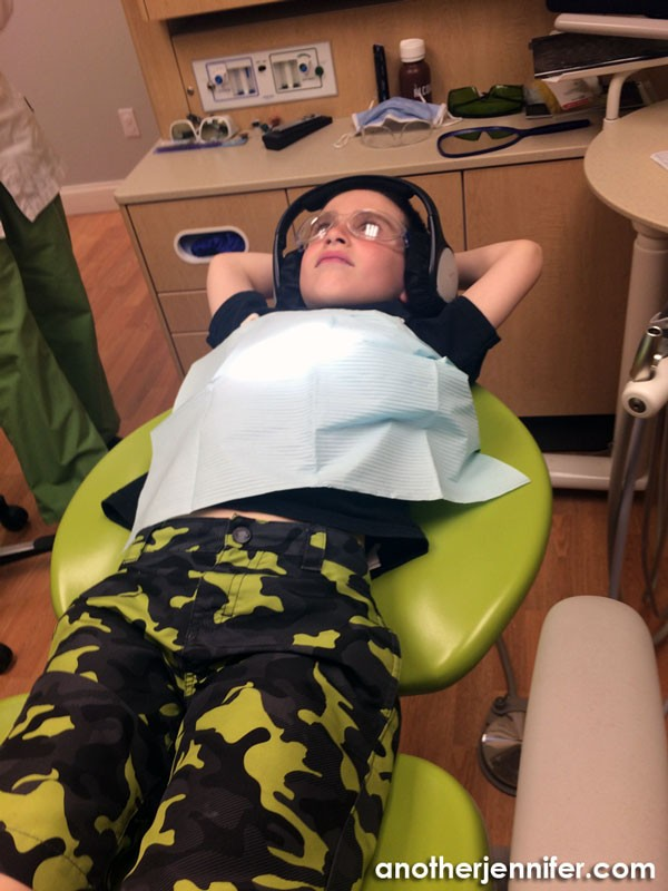 dentist chair lounging