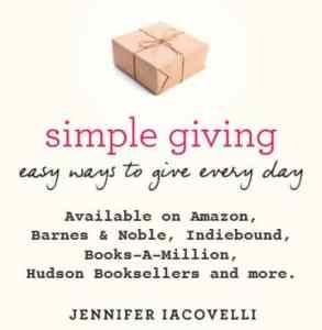 Philanthropy Friday: #SimpleGiving Buzz