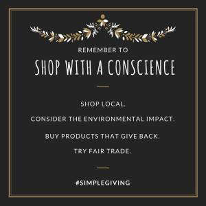 shop with a conscience