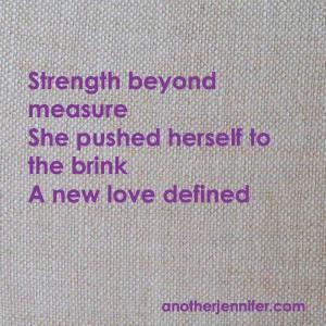 A new love defined #haiku
