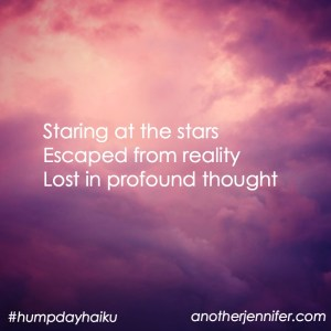 Hump Day Haiku: Escaped From Reality