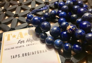TAPS for Hope: Supporting Afghan War Widows