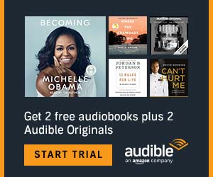 Audible Free Amazon Trial