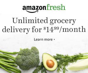 AmazonFresh Free Trial