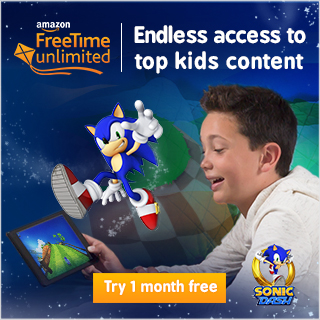 Free time Unlimited Amazon Trial