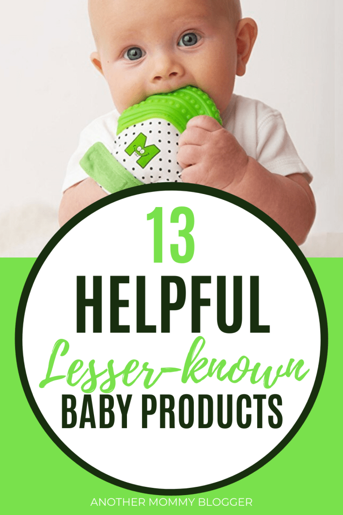 These must have baby products are the essentials new moms need when caring for a newborn baby. #babytips #babyproducts #motherhood