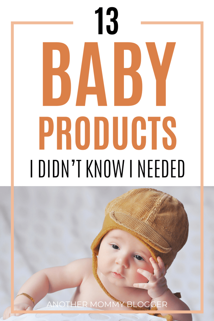 These baby products are must have essentials for taking care of your little one. #babytips
