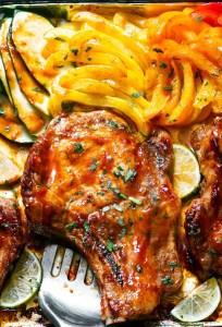 BBQ Pork Chops
