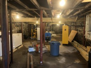 Home Renovation Basement
