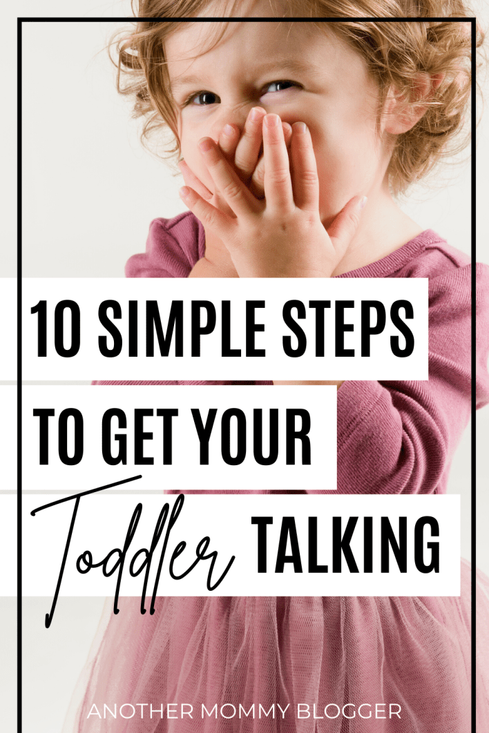 Tips to get your toddler talking. Help your toddler learn how to talk with these tips.