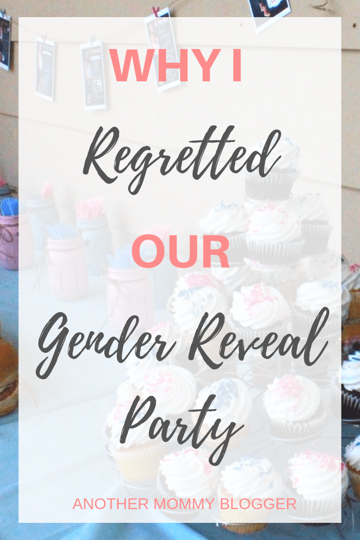 Why I Regretted Our Gender Reveal Party