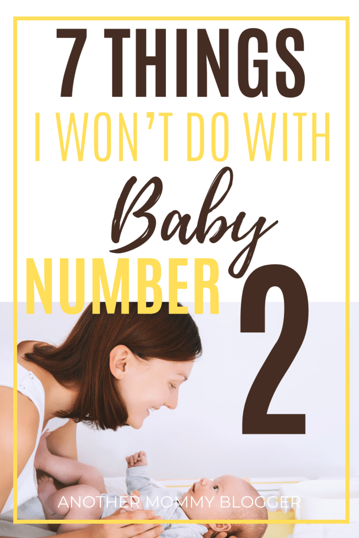 Baby tips for new moms so they can avoid the parenting mistakes I made with my first baby. #babytips