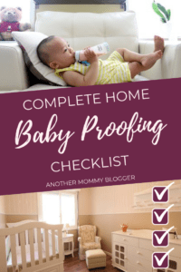 Complete Home Baby Proofing Checklist