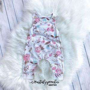 Coastal Peaches Baby Clothes