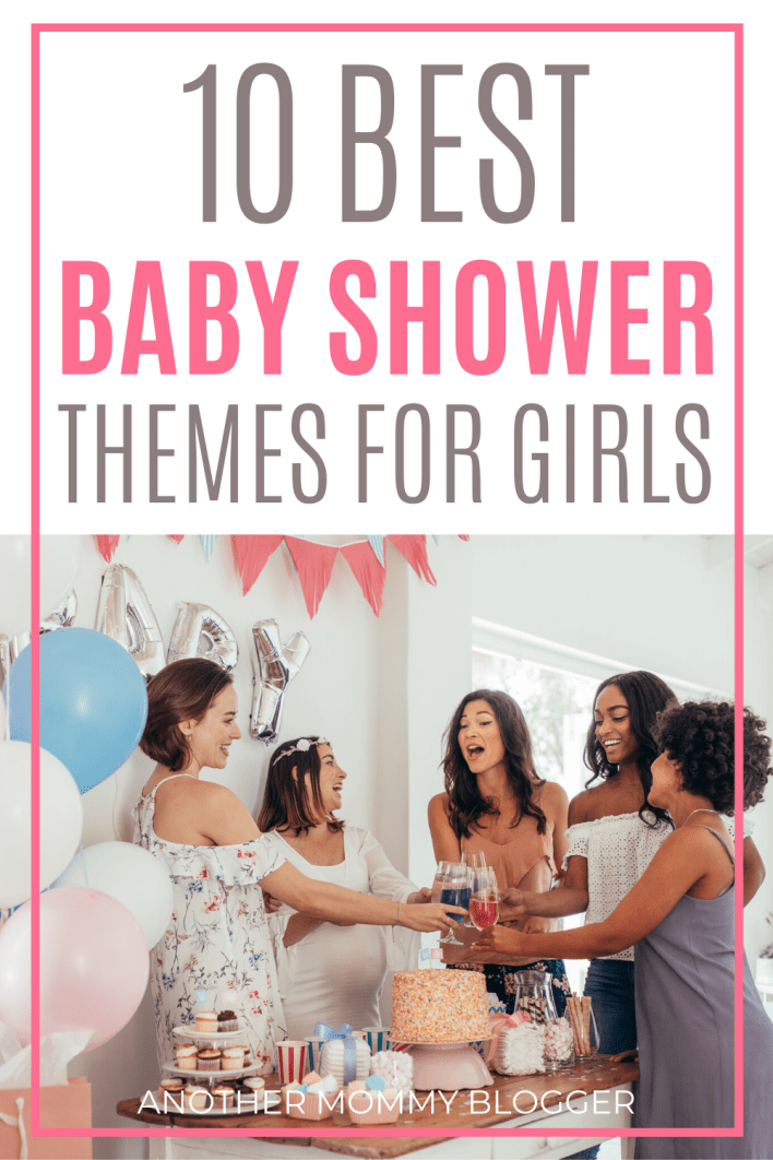 Throw a baby shower your friends and family will love with these best baby shower ideas for girls. #babyshower #pregnancy