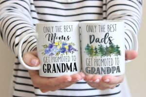 Grandparents mugs