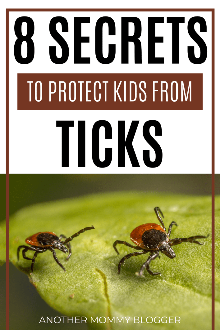 Learn how to avoid ticks and keep your kids safe this summer form these other dangers. #parenting