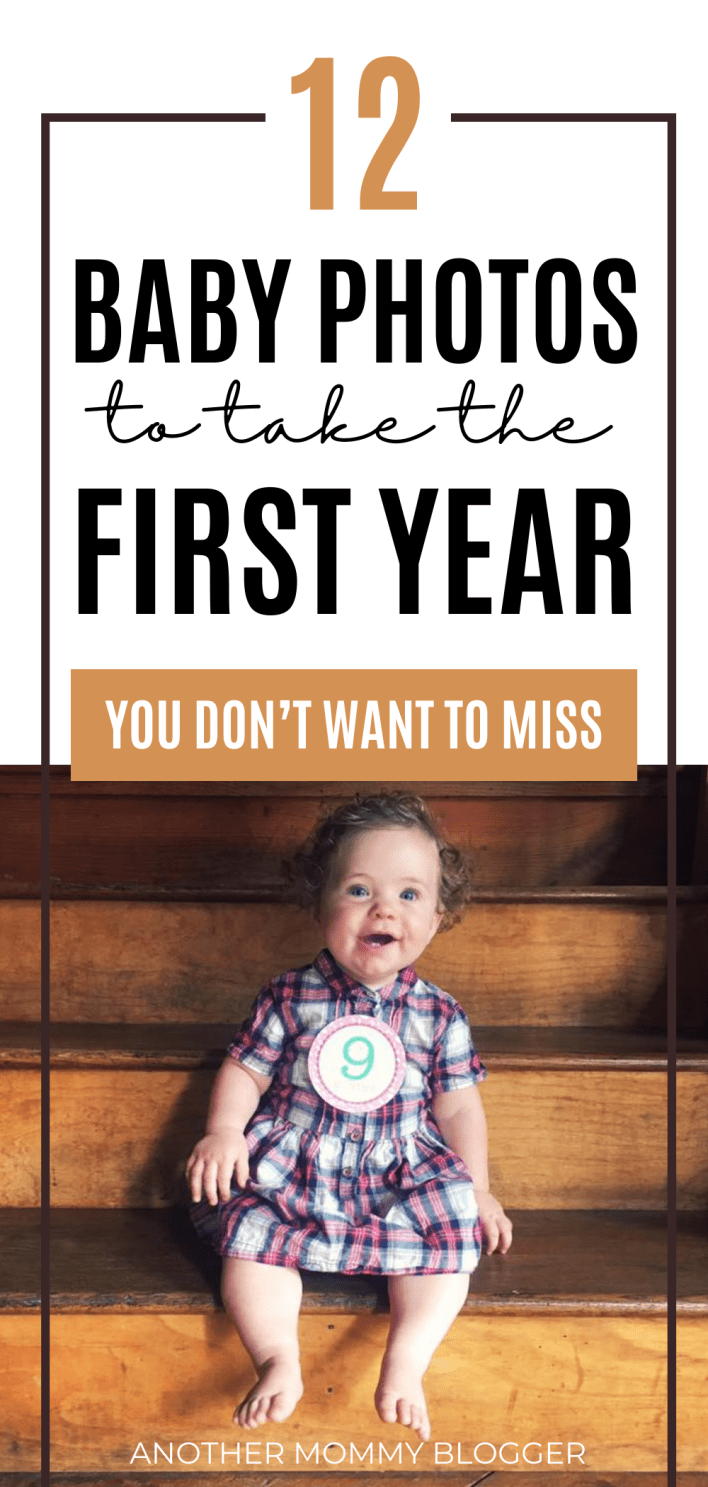 Need some baby photoshoot inspiration? Here are my diy baby photo tips.