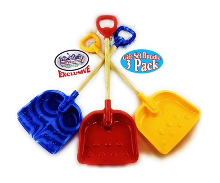 Toddler snow shovels