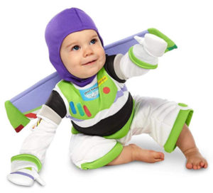 Baby Buzz Lightyear