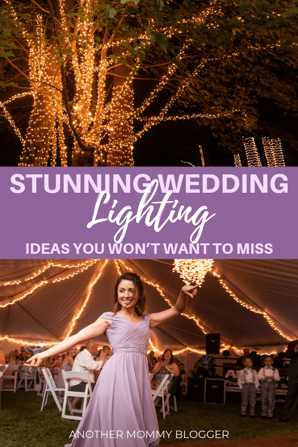 Pin now! Stunning Outdoor Wedding Lighting Ideas That Will Leave Your Guests Amazed