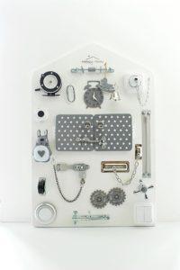 Toddler Sensory Board