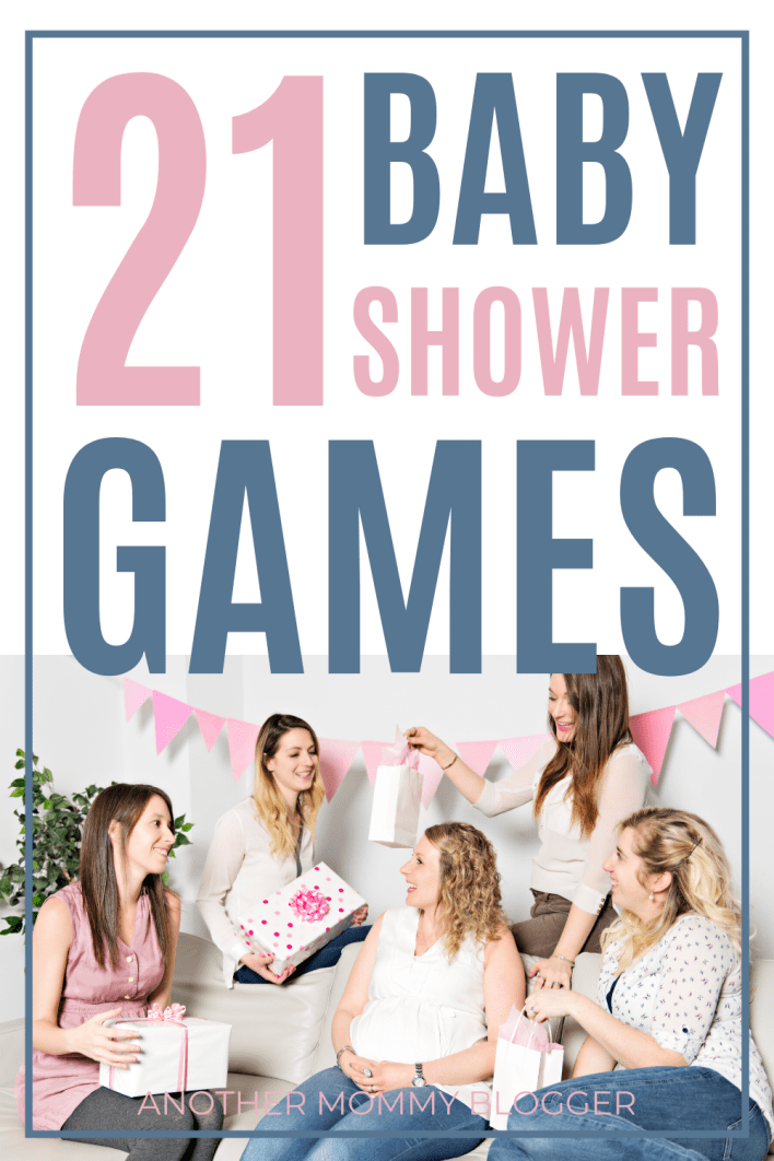 Choose these baby shower games that are actually fun! #babyshowergames