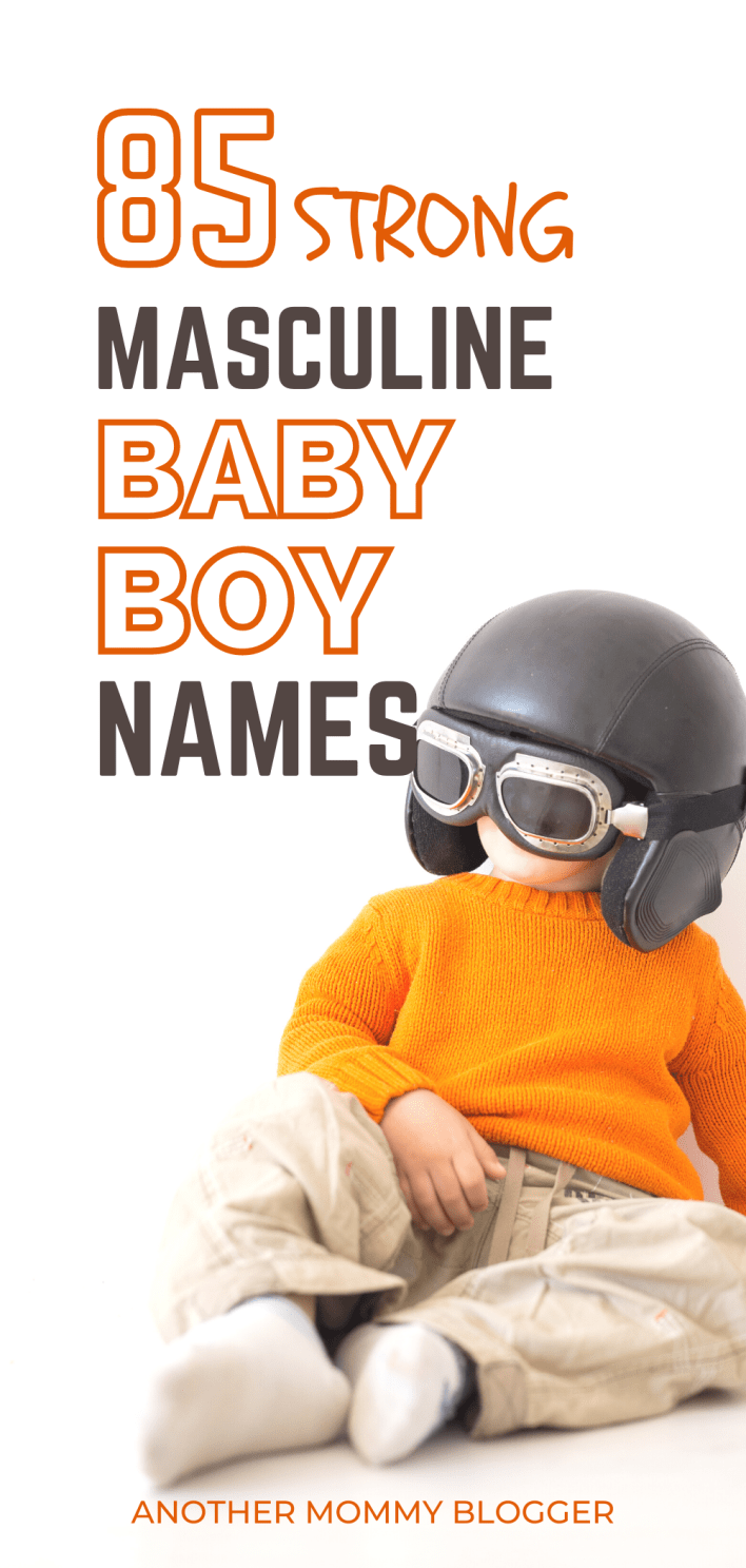Are you looking for strong boy names with meaning? This list has boy names with cool meanings like strength and powerful. Check out this list of tough baby boy names.