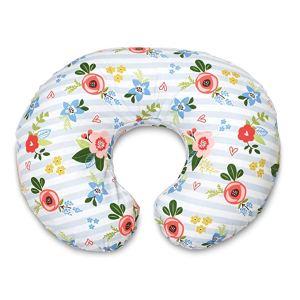 Boppy pillow for breastfeeding
