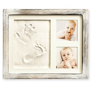 Baby hand and foot print kit