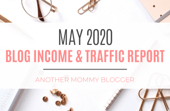 Blog Income And Traffic Report May 2020
