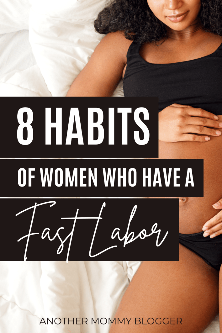 Labor can last hours but there are many ways to have a faster labor. This list has 8 tips you can follow to have a quick labor and delivery.