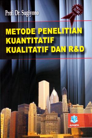 buku referensi metode penelitian kualitatif dan kuantitatif