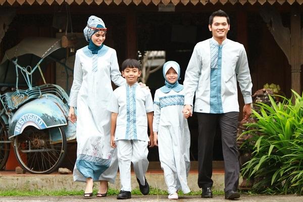koleksi baju lebaran murah keluarga terbaru