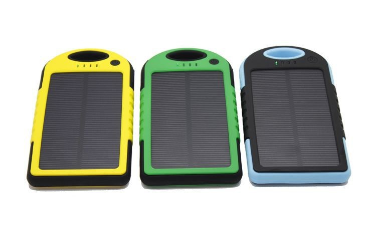 harga power bank solar cell