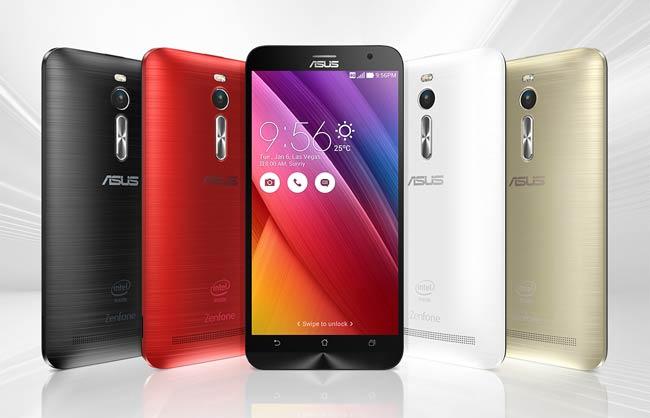 smartphone murah ASUS Zenfone 2 ZE551ML