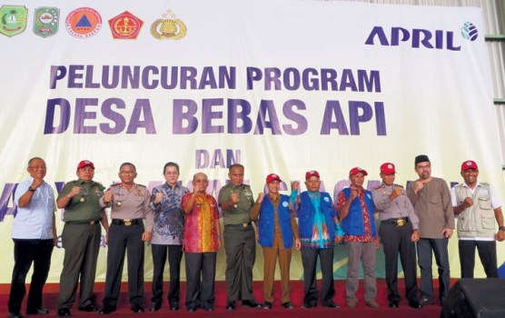 program desa bebas api april