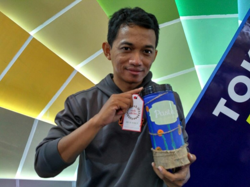 Lancar Paint Center Paint Expo 2018
