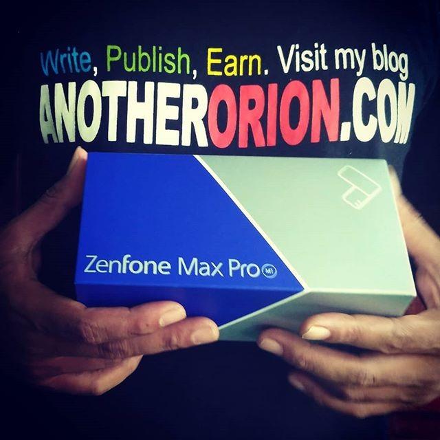 zenfone max pro m1 review