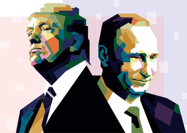 berita politik international adu kuat amerika rusia