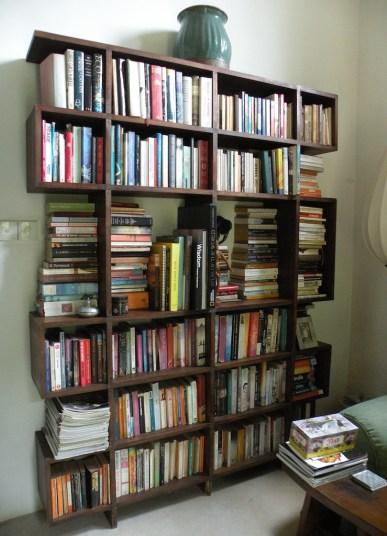 Habit - always, everywhere, books and reading