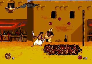 Aladdin Screenshot