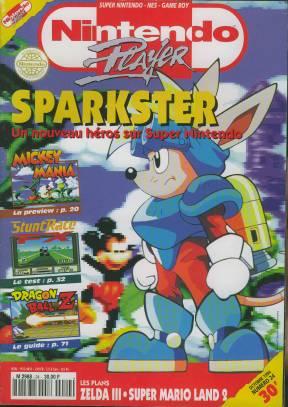 Nintendo Player 24 cover