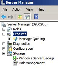 ServerFeatures