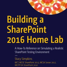 Best SharePoint Home lab guide on the planet