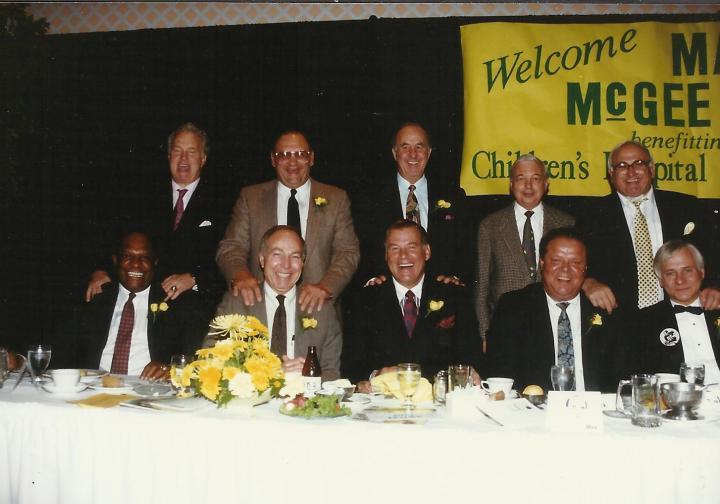 Honoring the lifelong friendship of Willie Davis and Jerry Kramer