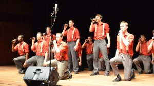 Their tight choreography, creative set and strong vocals won Fundamentally Sound a trip to the ICCA Semi-Finals.