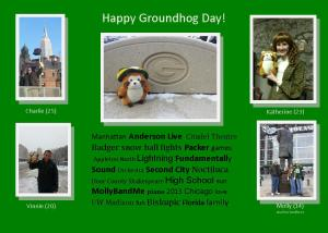 Groundhog 2013