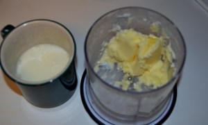 """If you're afraid of butter, use cream."" Julia Child"