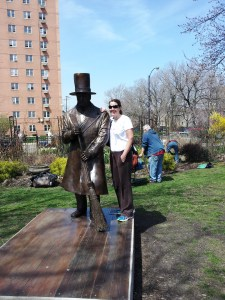 The enchanted Wicker Park man